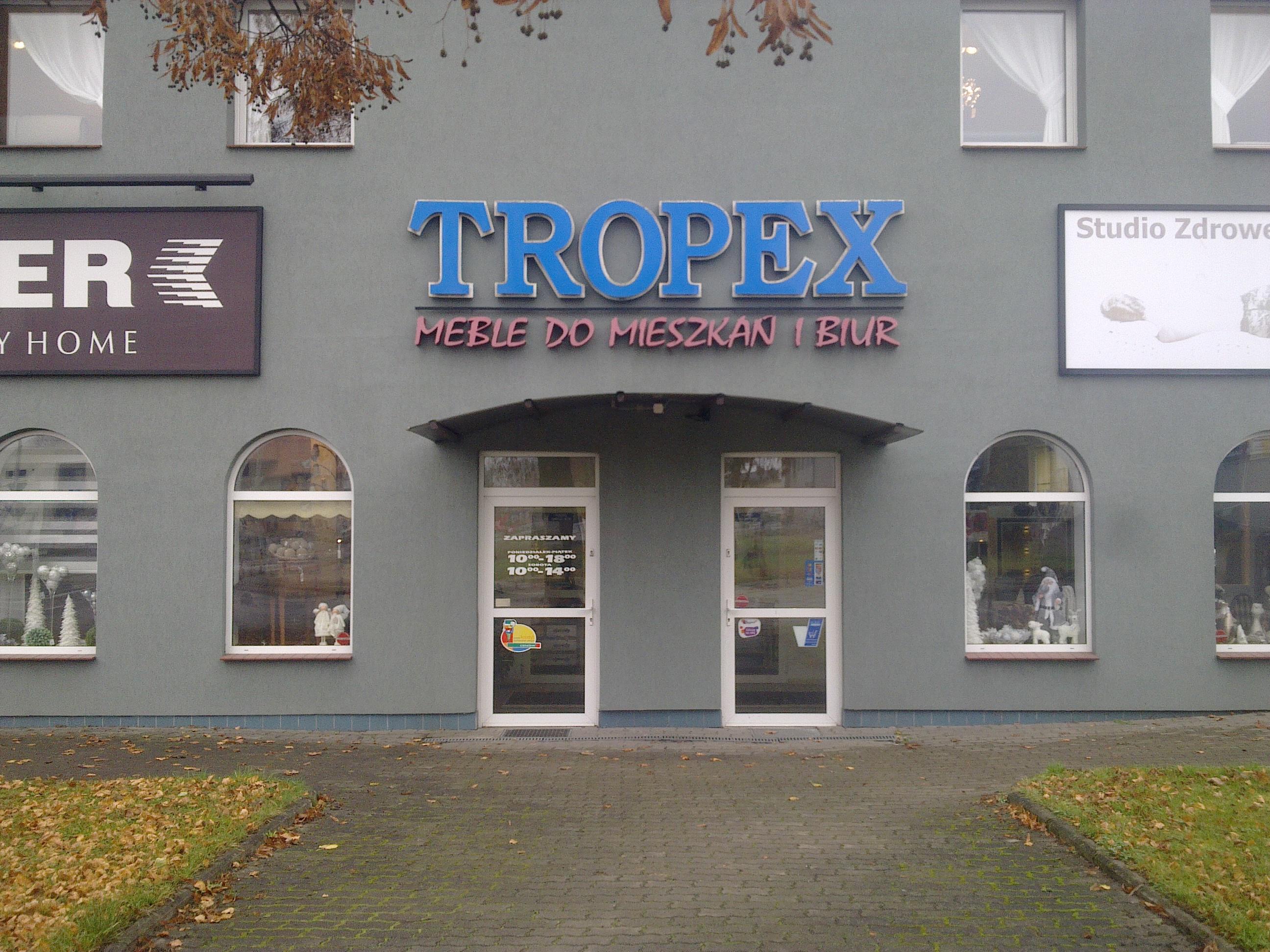 Salon Meblowy Tropex