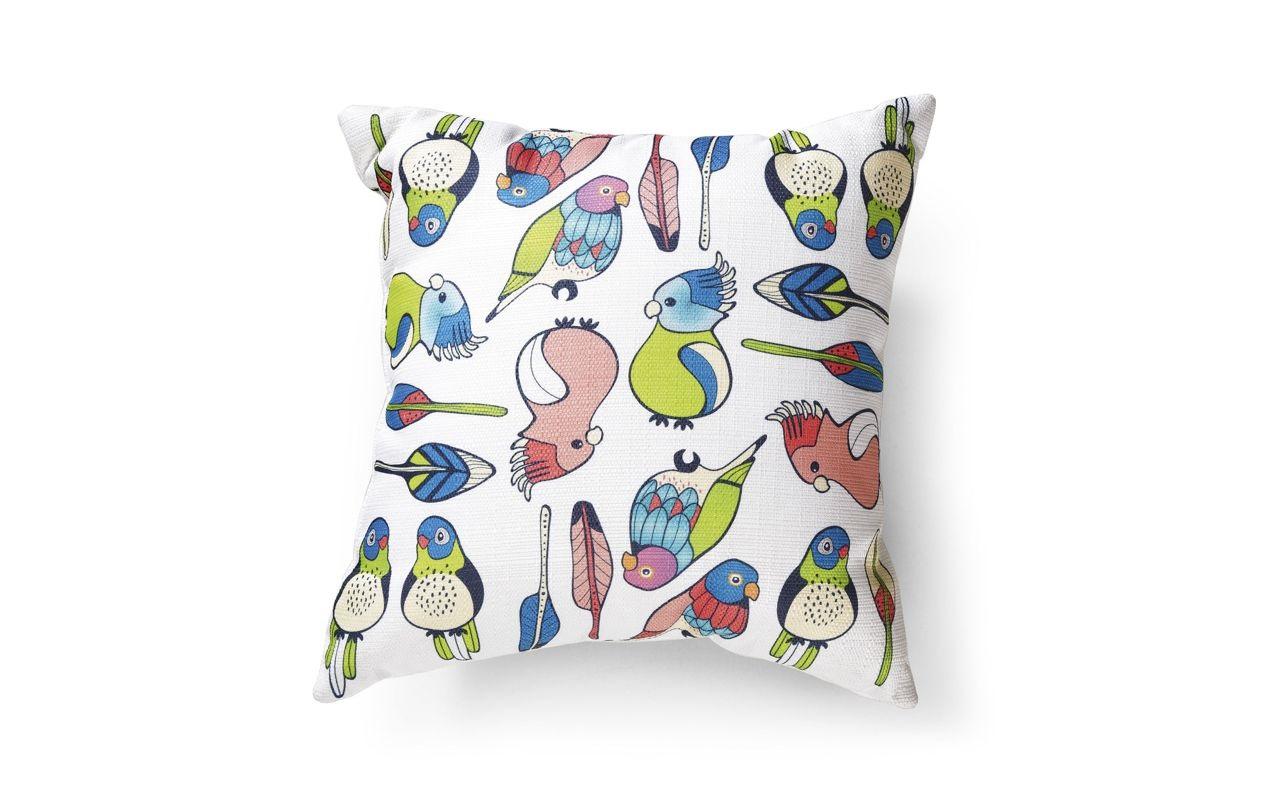 Подушка Love Birds - Gala Collezione