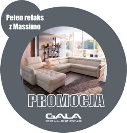 Promocja Pełen relaks z Massimo