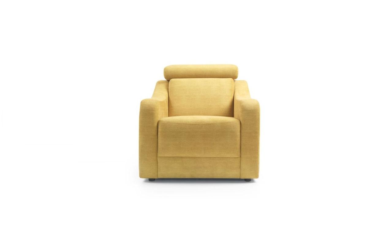 stylowy fotel do salonu sorizo gala collezione