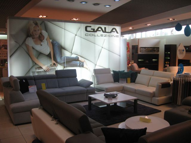 Gala Collezione - Salon Meblowy Basztowa