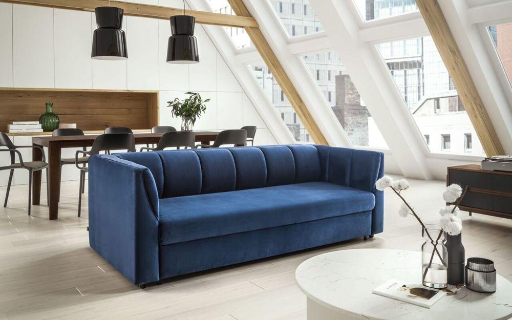Sofa Paxi z funkcją spania do małego salonu | Sweet Sit
