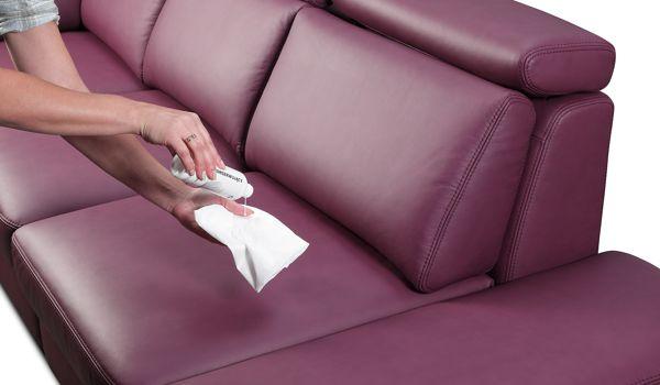 Czyszczenie sofy ze skóry | Inspiracje Gala Collezione