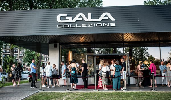 Otwarcie Przestrzeni Inspiracji w Warszawie | Autoryzowany Salon Firmowy Gala Collezione