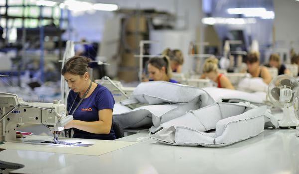 Produkcja mebli tapicerowanych | Gala Collezione