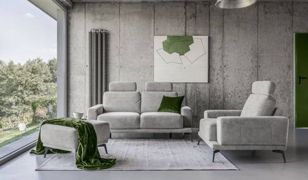 Wnętrze w stylu modern