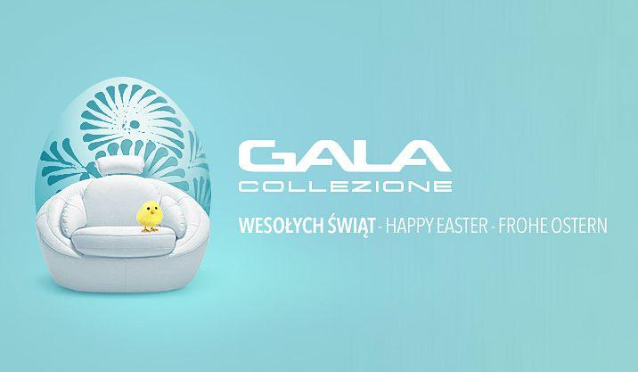 Gala Collezione życzy wesołych Świąt Wielkiej Nocy