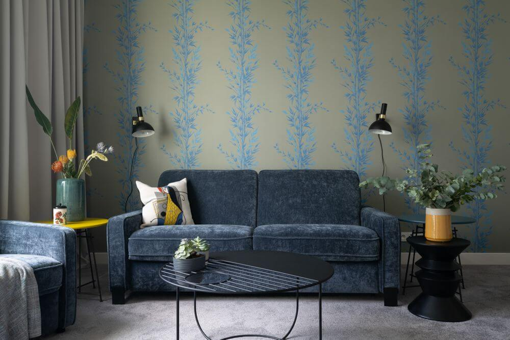 Jana - minimalistyczna sofa dla smakoszy dobrego designu | Gala Collezione