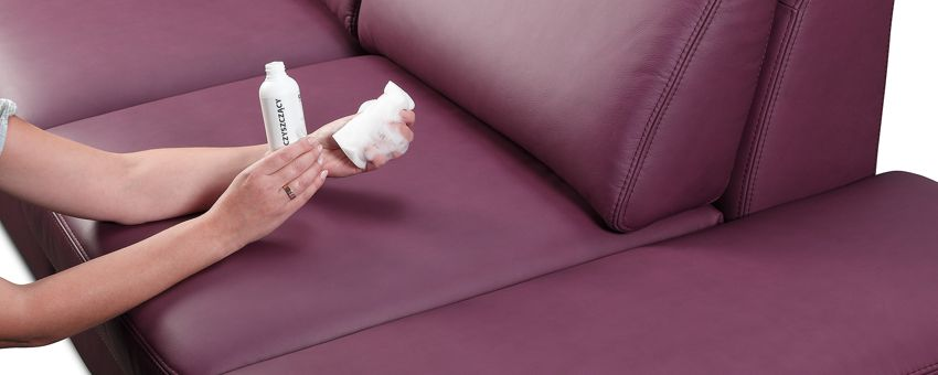 Jak czyścić meble ze skóry? Porady Gala Collezione
