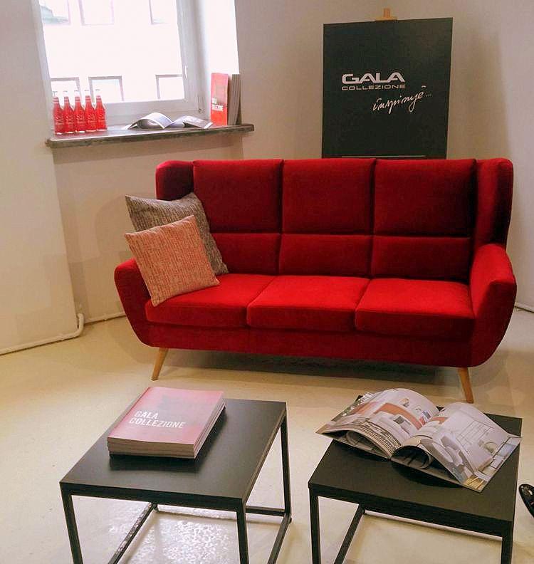 Sofa Forli Gala Collezione