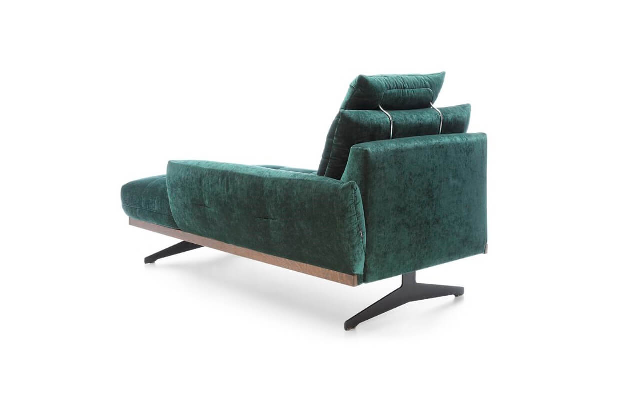 Chaise lounge Nicea - Gala Collezione