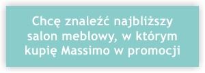 Sprawdź gdzie kupić narożnik Massimo z oferty Gala Collezione