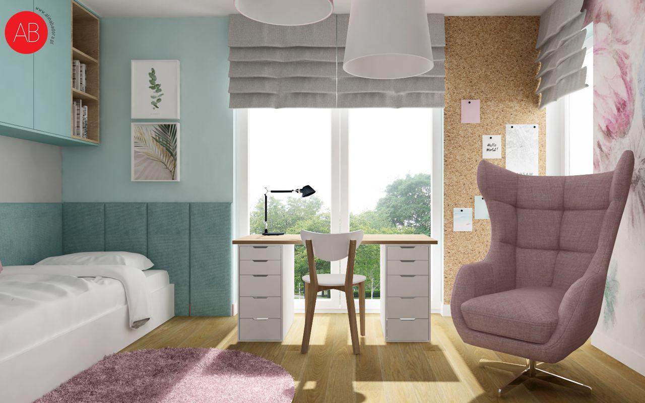 Fotel Neo na wizualizacji autorstwa Aliny Badory Pracownia Architektury Wnętrz | Inspiracje Gala Collezione