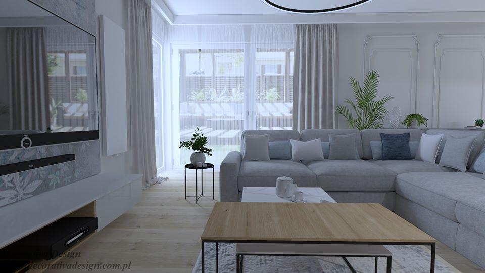 Narożnik Karato na inspiracji autorstwa biura projektowego Decorativa Design