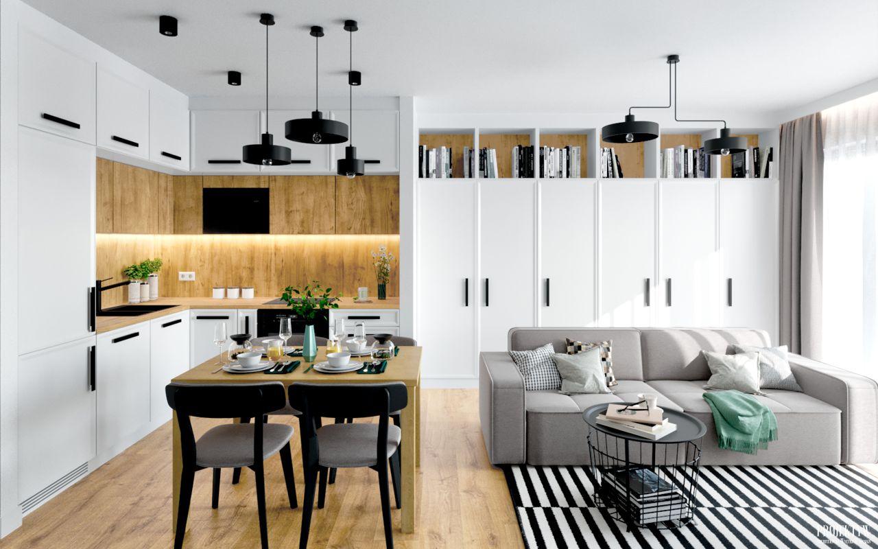 Sofa Modo Sweet Sit na wizualizacji biura projektowego Projektyw