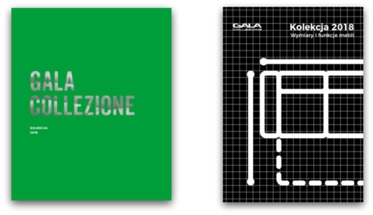 Katalog Gala Collezione kolekcja 2018