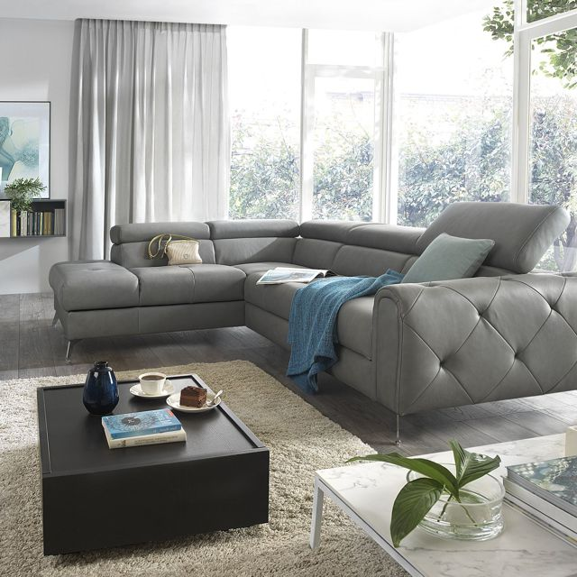 oferta nowoczesne sofy narożniki sk243rzane i tapicerowane