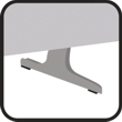 Nogi platformowe
