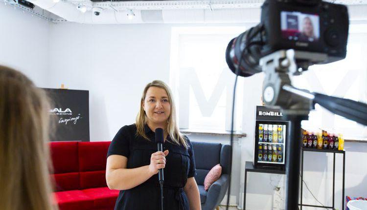 Justyna Roźniakowska - odpowiedzialna za marketing w Gala Collezione