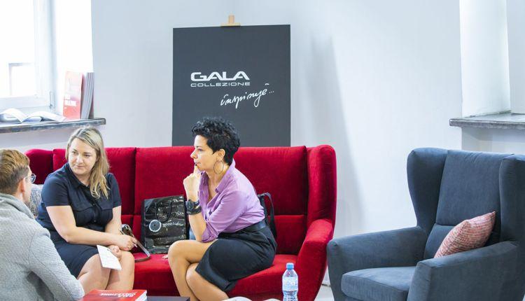 Justyna Roźniakowska z Gala Collezione i Agata Kotowska - architektka