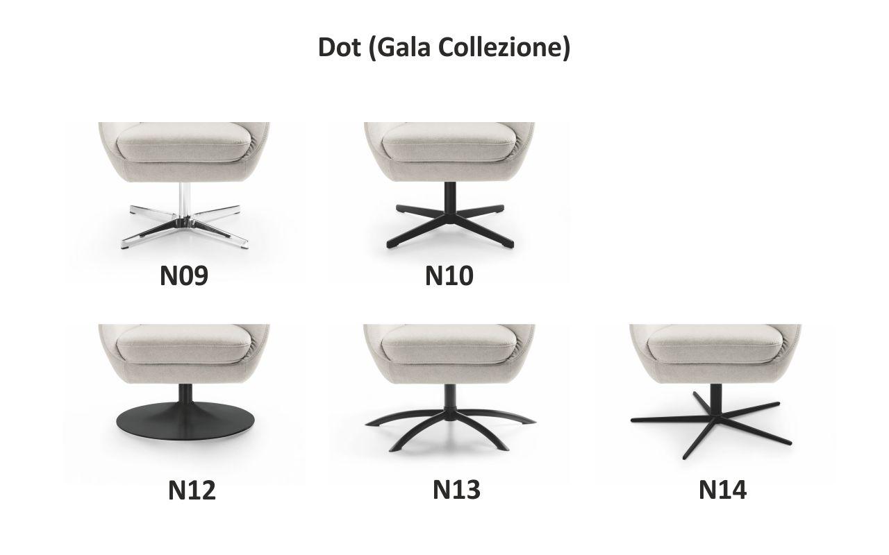 Fotel Dot