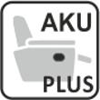 Funkcja relaks PLUS zasilana akumulatorem