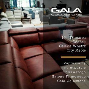 Salon Firmowy Gala Collezione w Gdańsku