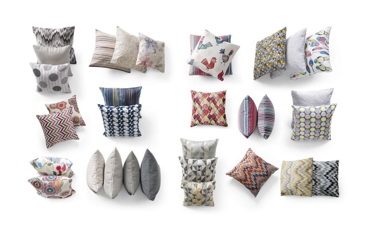 Kolorowe Poduszki Dekoracyjne Gala Collezione
